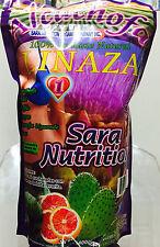 New Alcachofa Linaza Flax Seed Sara Nutrition Savila 14oz Made in  USA Free ship