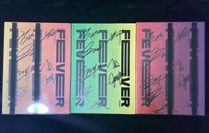 sale signed ATEEZ autographed mini5 album ZERO : FEVE+ signed photo K-POP 082020