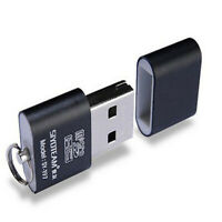 Fashion Mini High Speed USB 2.0 Micro SD TF T-Flash Memory Card Reader Adapter