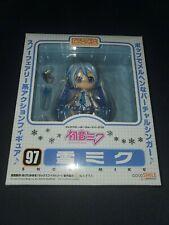 Nendoroid 97 Snow Miku Vocaloid Action Figure Japan Anime Good Smile Company