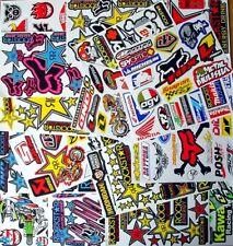 16 mix Sheets scooter motocross Stickers quad mx Energy Rockstar etc BMX Bike