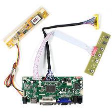 "HDMI VGA DVI Audio LCD Driver Board For 15.4"" LP154WP1 B154PW01 1440x900 LCD"
