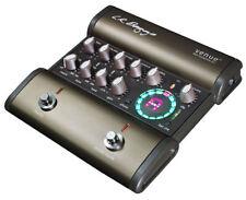 LR Baggs Venue Footpedal Guitar/Bass Preamp/EQ/DI w/Tuner, Solo Boost, VU Meter