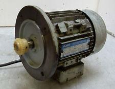 LNS 0,86 - 1,1 kW Motor, 3420 RPM, 220-460V, 3 Ph, Type# UD80BD, Used, WARRANTY