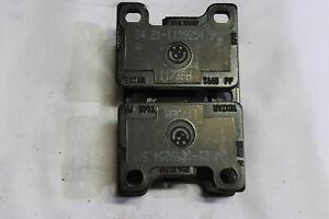 Genuine Rear brake pads for BMW 3 series E-21