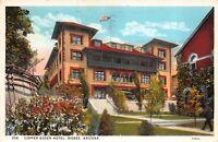Postcard Copper Queen Hotel in Bisbee, Arizona~118494