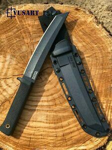 Cold Steel Black Recon Tanto SK5 Blade Secure-Ex Belt Sheath 49LRT Tactical