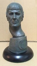 Lawrence Noble prototype Star Trek Spock Statue Never produced Leonard Nimoy
