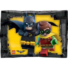 "LEGO BATMAN FOIL BALLOON 45CM(18"") BIRTHDAY PARTY SUPPLIES"
