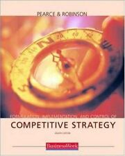 Formulation, Implementation and Control of Competitive Strategy with PowerWeb an