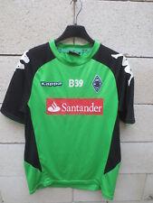Maillot BORUSSIA MONCHENGLADBACH porté n° B39 KAPPA shirt training trikot S
