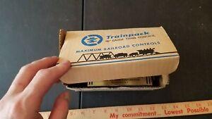 Train pack HO gauge Transformer MRC Model 100 WITH BOX !