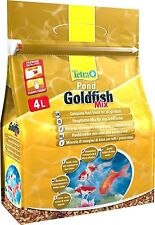 Tetra Pond Goldfish Mix 4L / 560g - Complete Food Blend For Koi & Goldfish