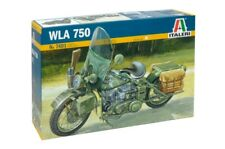 Italeri 1/9 HARLEY DAVIDSON WLA 750 II GUERRA MUNDIAL MOTO #7401