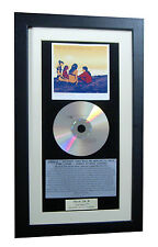 CAFE DEL MAR Volume 6+IBIZA CLASSIC CD Album QUALITY FRAMED+EXPRESS GLOBAL SHIP