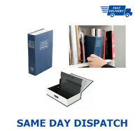Silverline 534361 Book Safe with 3-Digit Combination 180x115x55mm