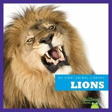Lions (Bullfrog Books: My First Animal Library)