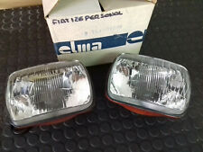 fanali fari anteriori ELMA Fiat 126 personal nuovi