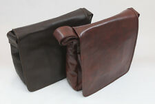 "NEW Handmade Leather Sling Bag ""Edel II Big"" Messenger Bag"