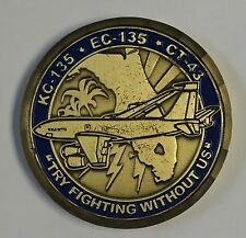 USAF United States Air Force 6th Air Refueling Wing MacDill Air Force Base FL
