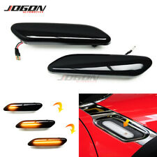 Dynamic Turn Signal Side Marker Fender Lamp For MINI Cooper Countryman Paceman