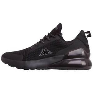 KAPPA COLP OC Herren Sneakers Sportschuhe Damen Unisex Schwarz - Gr. 40-46