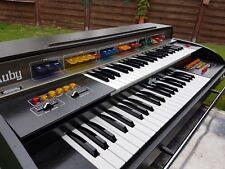Akkordeon Orgel von ORLA model Ruby