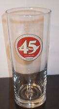 BRAINS BREWERY CARDIFF RUGBY PINT BEER GLASS 45 4.5% COLD CONTINENTAL STYLE BEER