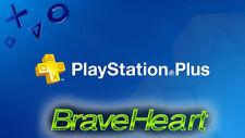 PSN PLUS 28 DAYS - PS4 - PS3 - PS Vita PLAYSTATION (NO CODE)