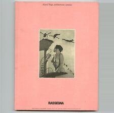 1993 Karel Teige ARCHITECTURE + POETRY Rassegna 53 Czech Avant-Garde Design Bk