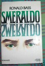 SMERALDO BASS OMNIBUS I EDIZ. 1984 THRILLER