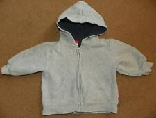Baby Boys SPROCKETS Gray HOODIE Size 12 Months