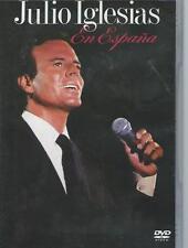 DVD - JULIO IGLESIAS - EN ESPANA - CONCERTO