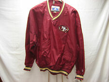 NFL San Francisco 49's Classic Collection Starter Jacket XL Young Made in Korea