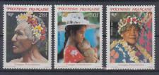 Französisch Polynesien (Polynesie Francaise): Michel-Nr. 470-472 postfrisch/**