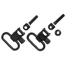 Uncle Mike's Bolt Action Rifle Swivel Kit - Sling Bases Studs & Swivels 1001-2