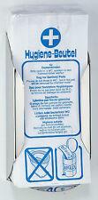 1000 Stück Hygienebeutel, Tüten aus Papier für Damenbinden, Hygienetüten, ERPA