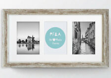Multi Aperture Photo Frame Instagram Falmouth Shabby Chic Picture Collage UK