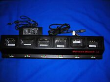 6 Bank Pro Charger(Strong Metal case)For VOCOLLECT TALKMAN T2/T2x...#730021 eq