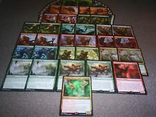MTG Magic LANDFALL DECK Omnath, Locus of Rage Battle for Zendikar LOT Modern Red