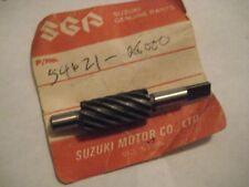 SUZUKI TS185/125/100/TC185/125/100 SPEEDOMETER DRIVE PINION NOS!