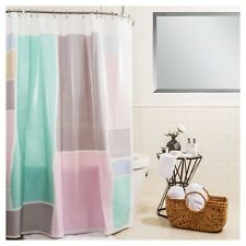 Colorblock Shower Curtain Multicolor - Room Essentials™