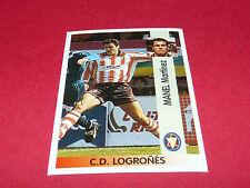 MANUEL MARTINEZ C.D. LOGRONES PANINI LIGA 96-97 ESPANA 1996-1997 FOOTBALL