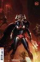FEMALE FURIES #1 Francesco Mattina Variant DC Universe Comics 1st Print 2019 NM