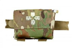 NEW Blue Force Gear Micro Trauma Kit NOW! Medical IFAK First Aid Pouch - MOLLE
