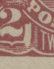 KGV 2d Acsc97(16)f SINGLE WMK *LARGE WHITE FLAW IN LVT 16R4* VARIETY MUH.