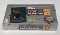 1995-96 Topps FINEST Series 2 NBA Basketball Hobby BOX 24 PACKS Factory SEALED