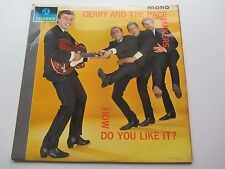 GERRY AND THE PACEMAKERS ORIG 1963  U.K. LP  HOW DO YOU LIKE IT