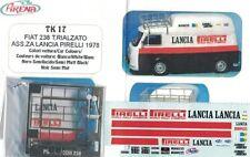 Transkit 1/43 FIAT 238 TETTO ALTO LANCIA PIRELLI 1978  Arena Tk017