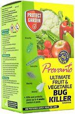 More details for provanto ultimate fruit & vegetable bug killer concentrate 30ml make upto 60l uk